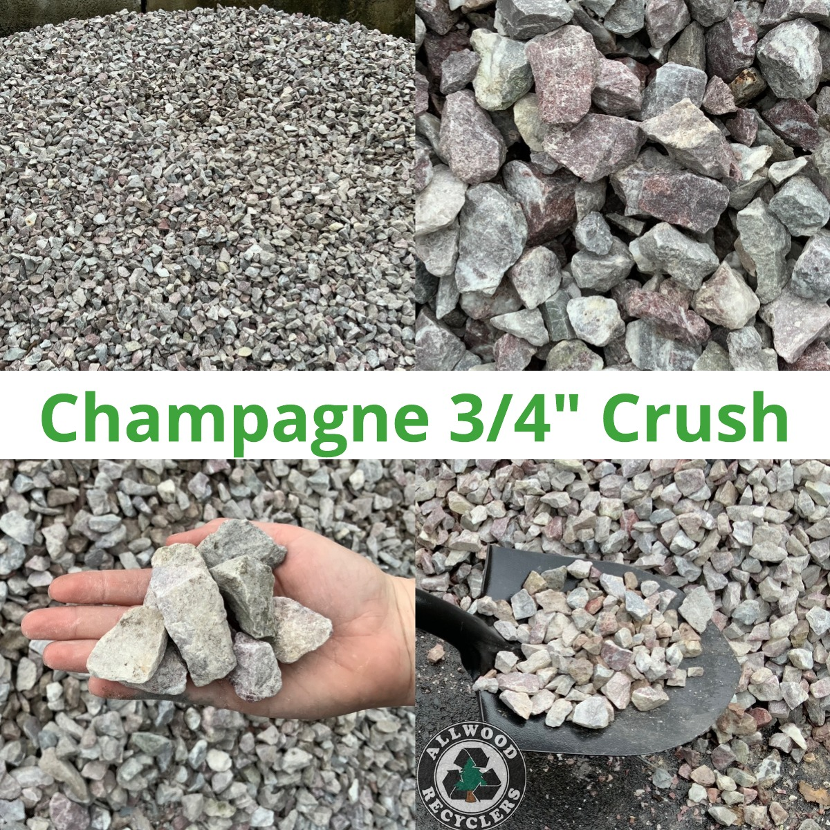 Champagne ¾ Crush