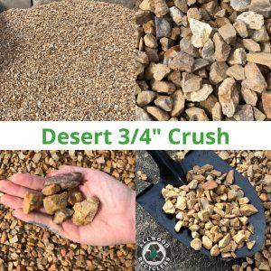 Desert 3/4 Crush