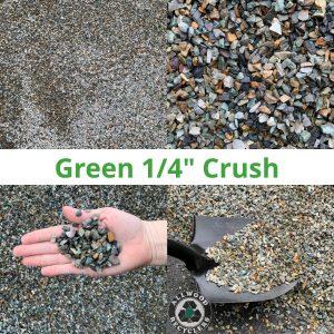 Green 1/4 Crush