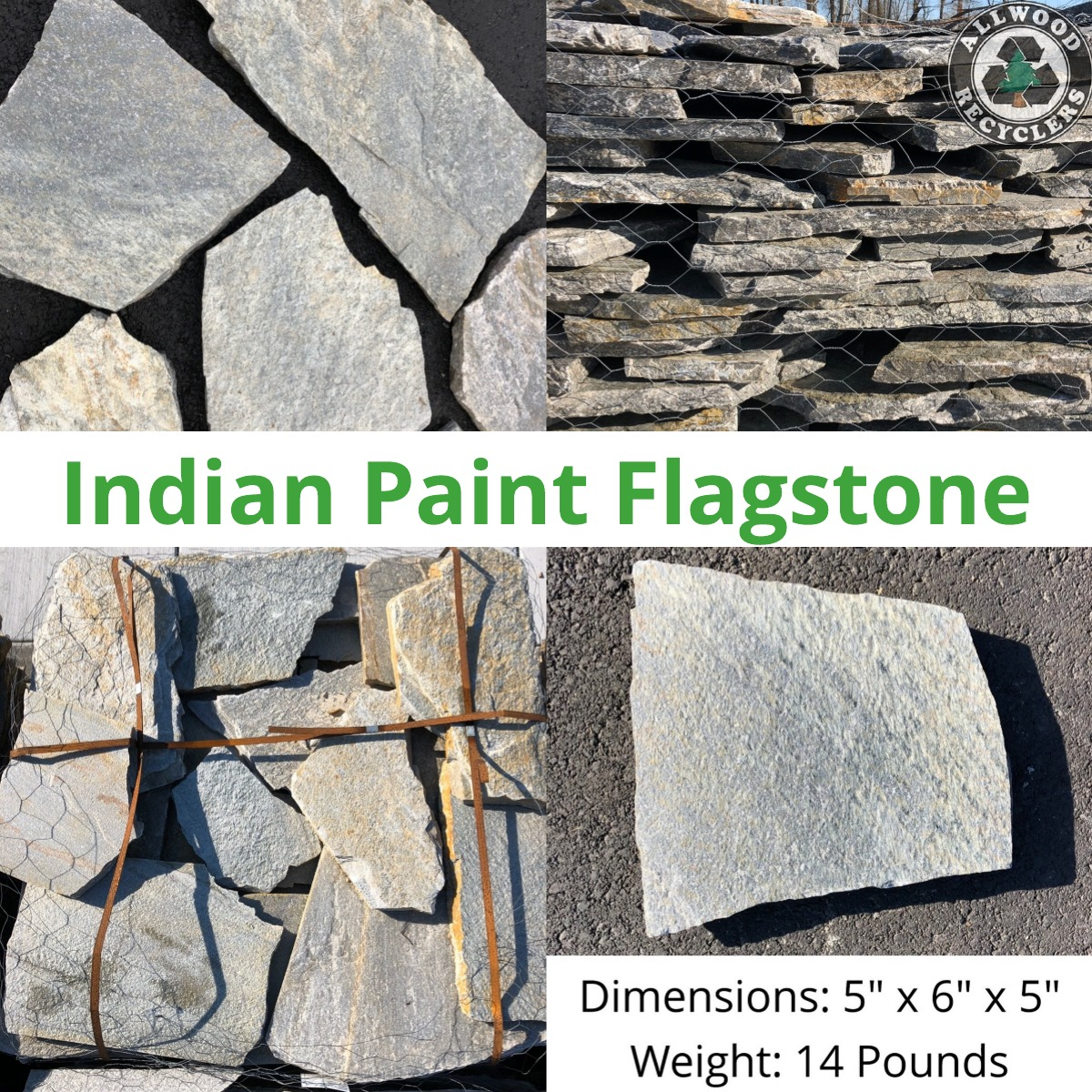 Indian Paint Flagstone