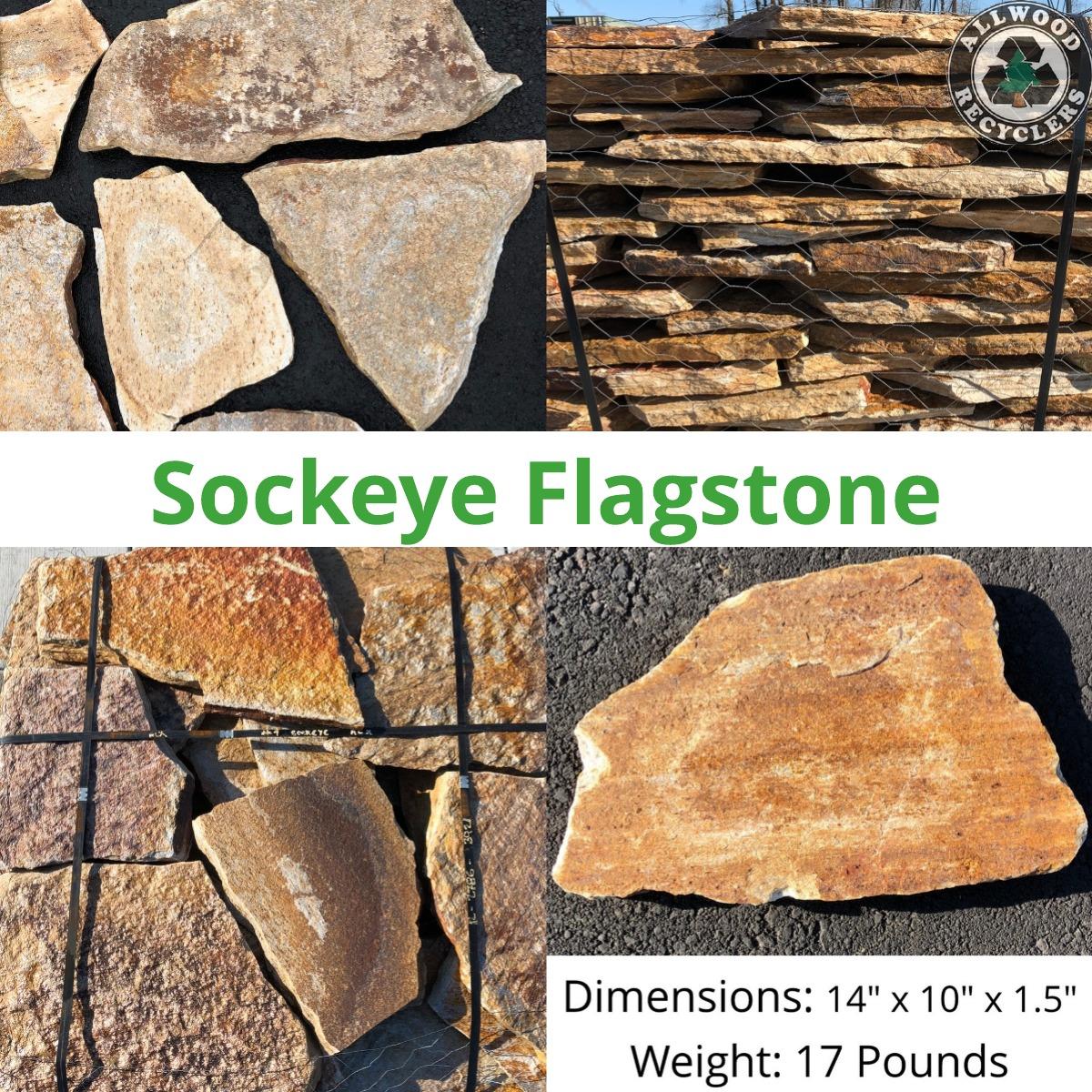 Sockeye Flagstone