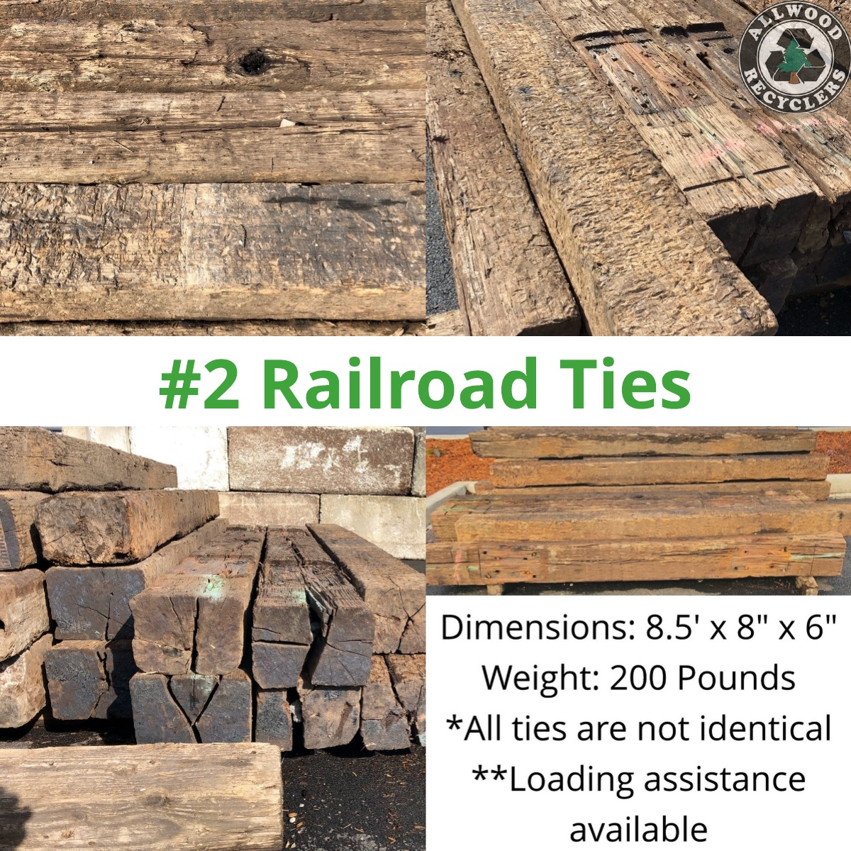 #2 Railroad Ties