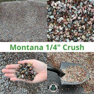 Montana 1/4 Crush