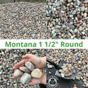Montana 1 1/2 Round