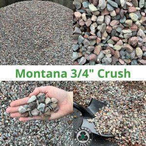 Montana 3/4 Crush