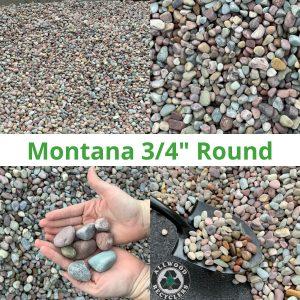 Montana 3/4 Round