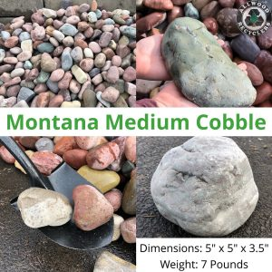 Montana Medium Cobble