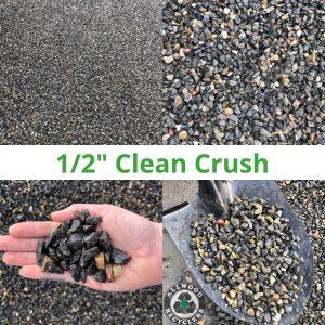 1/2 Clean Crush