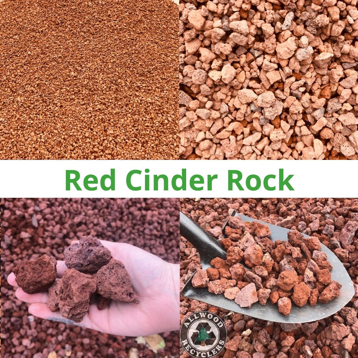 Red Cinder Rock