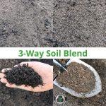 3 Way Soil Blend