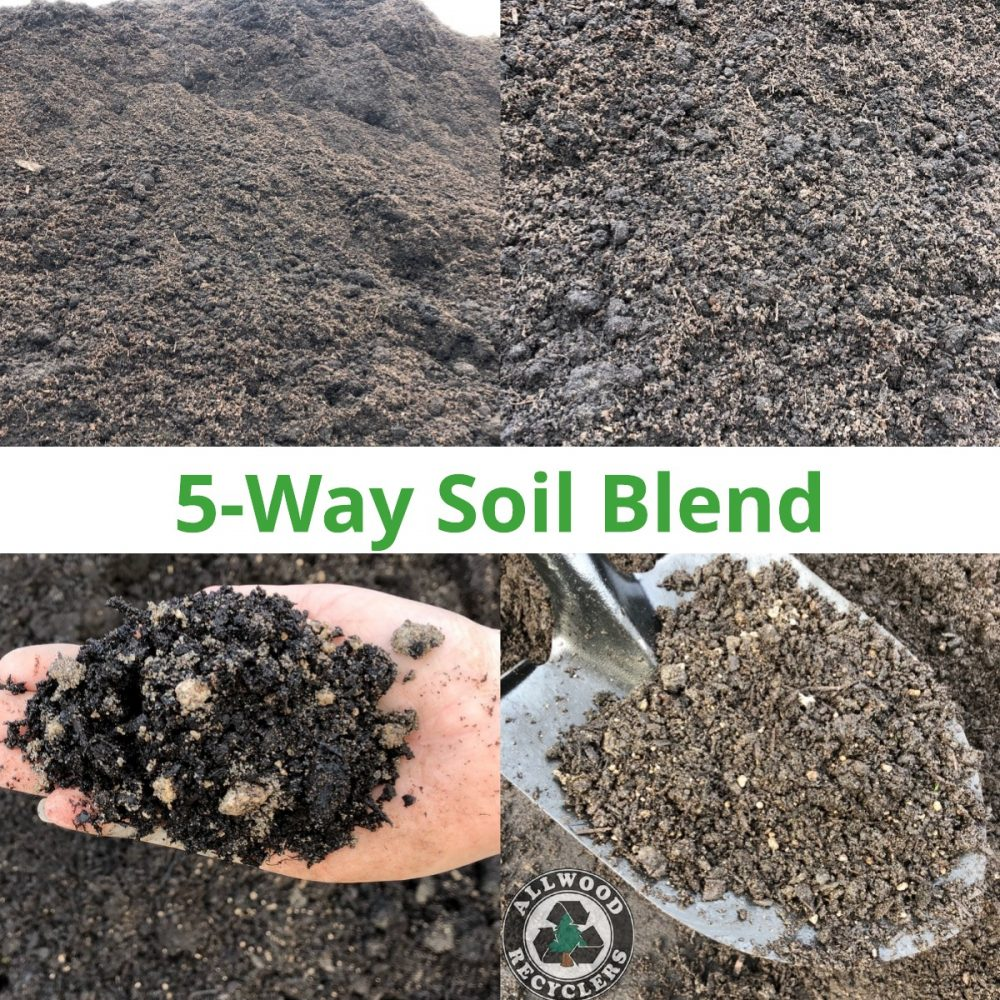 5 Way Soil Blend
