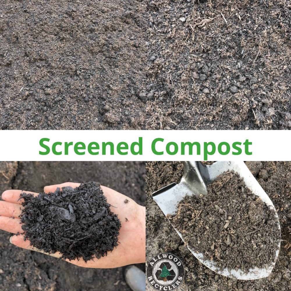 Screened Compost