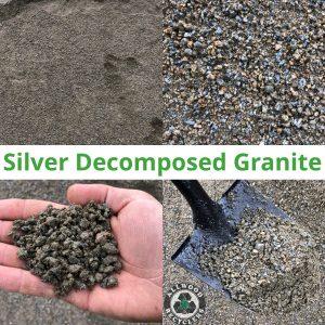 Silver Decomposed Granite