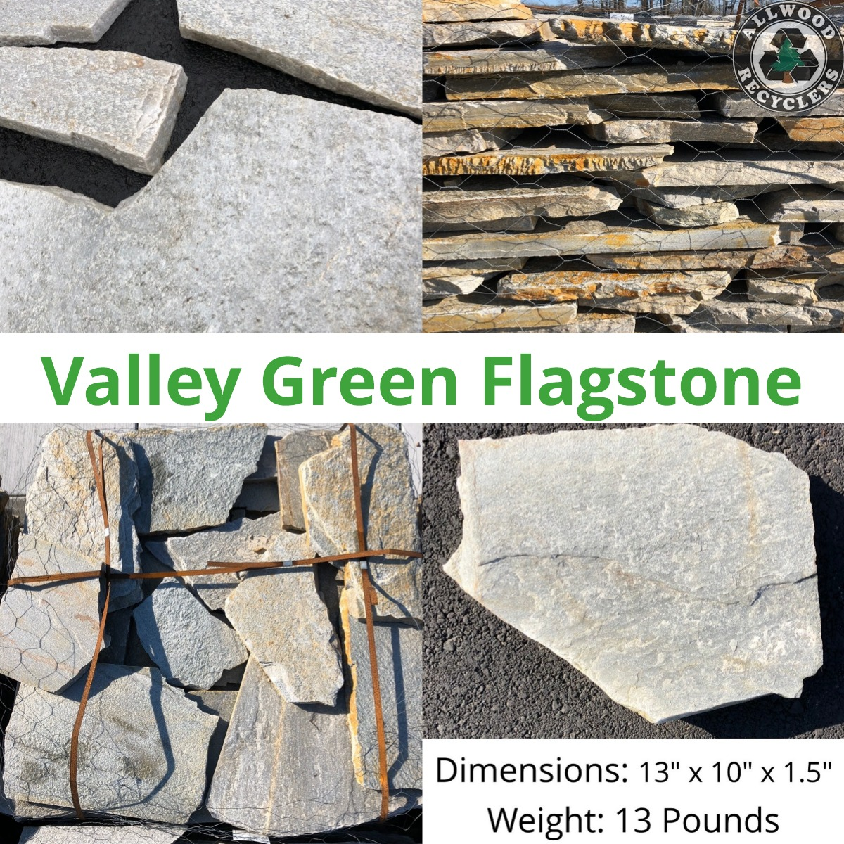 Valley Green Flagstone
