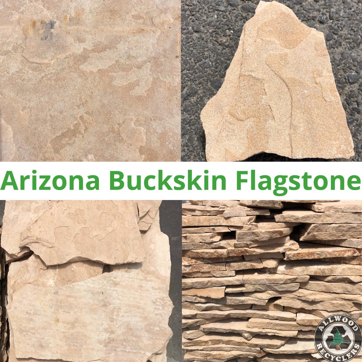 Arizona Buckskin Flagstone