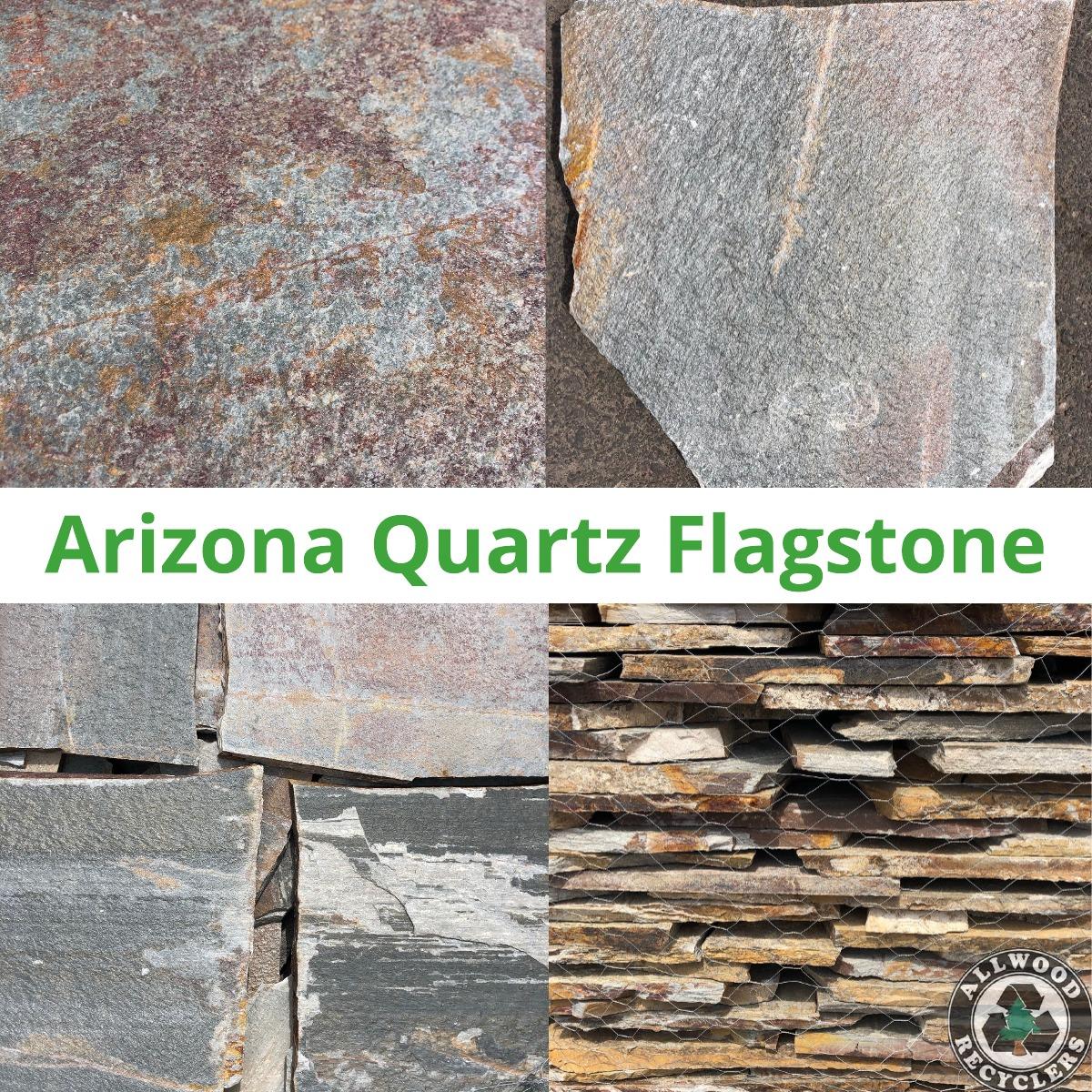 Arizona Quartz Flagstone