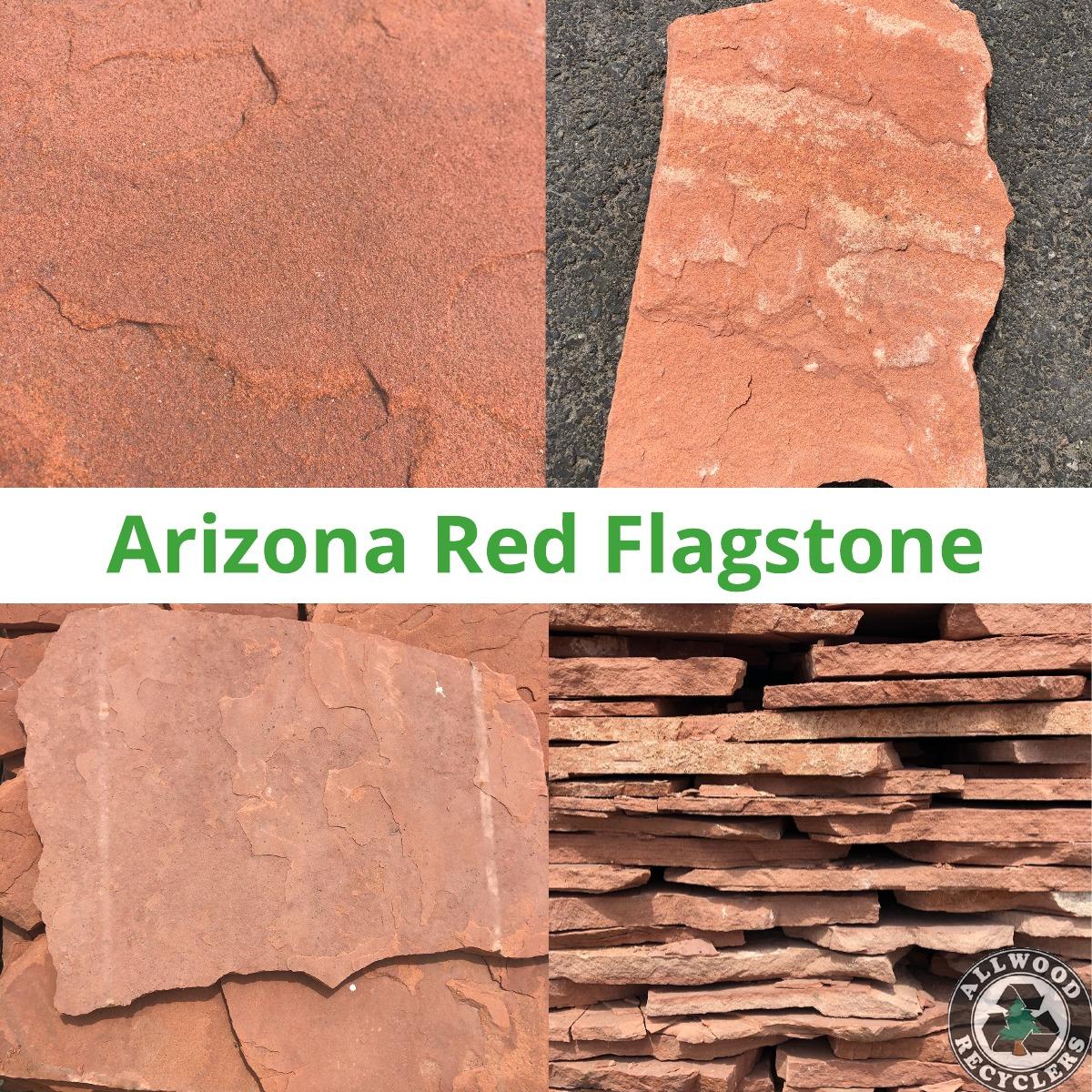 Arizona Red Flagstone