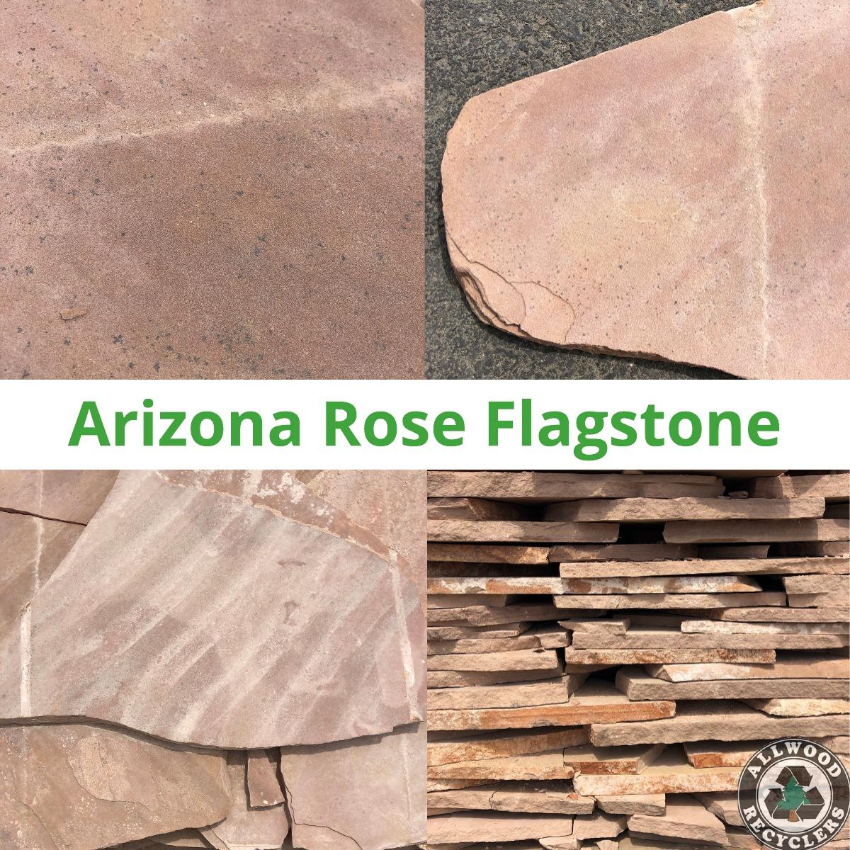 Arizona Rose Flagstone