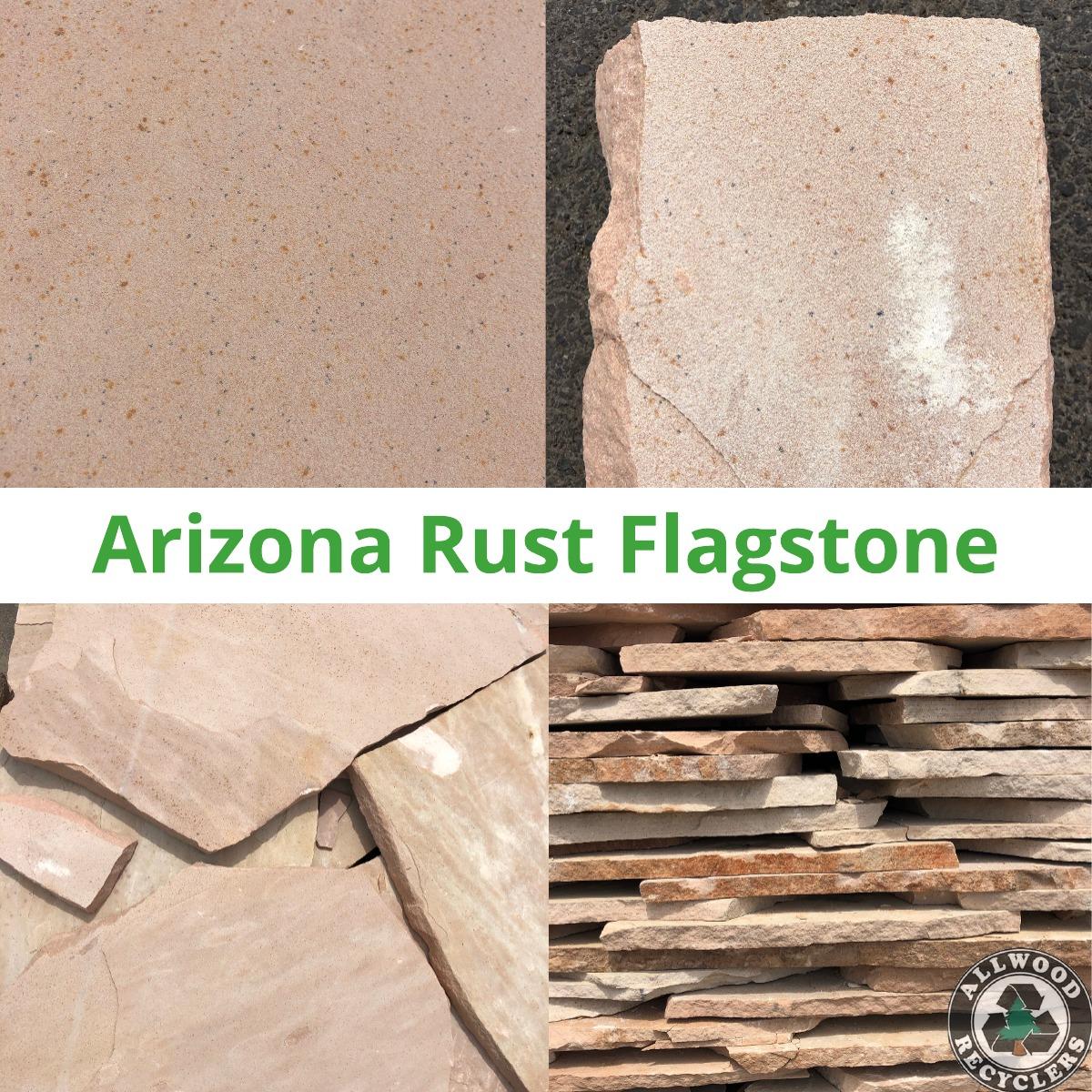 Arizona Rust Flagstone
